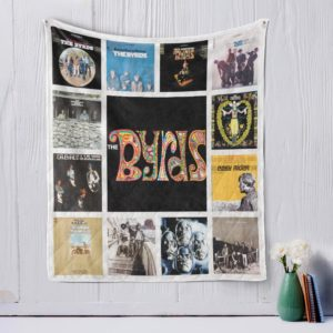 The Byrds Quilt Blanket