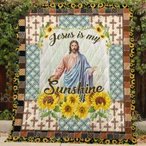 Jesus is my sunshine Quilt