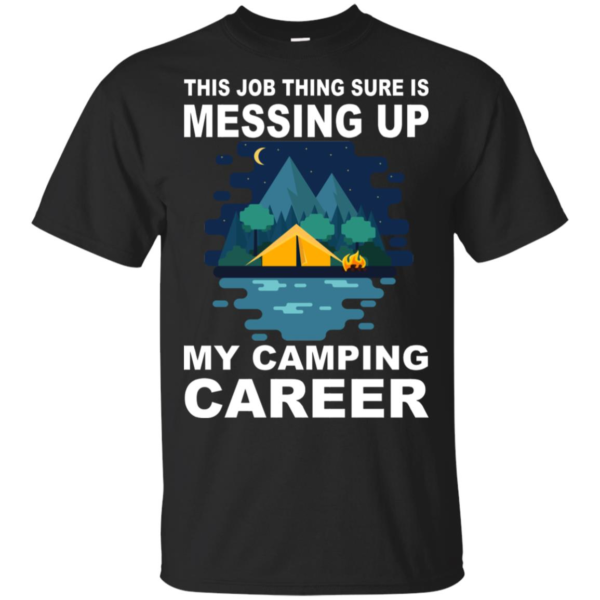 Camping Caree T-Shirt