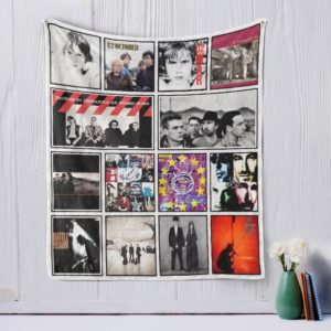 U2 New Style Quilt Blanket