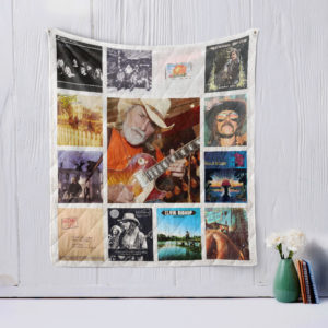 Dickey Betts Quilt Blanket