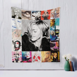 Madonna Style Four Quilt Blanket