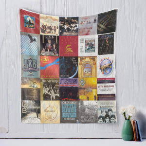 Little River Band Quilt Blanket