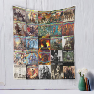 Molly Hatchet Quilt Blanket