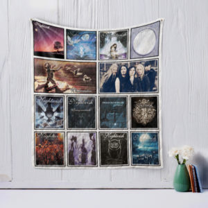 Nightwish Quilt Blanket
