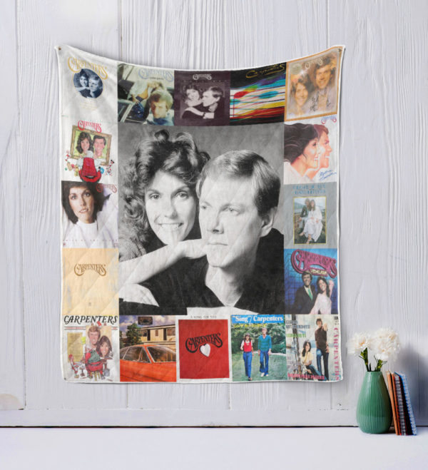 Carpenters Style Two Quilt Blanket