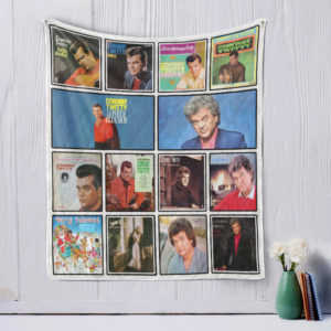 Conway Twitty Quilt Blanket
