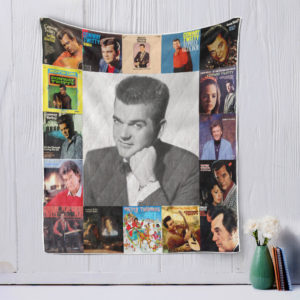 Conway Twitty style 3 Quilt Blanket