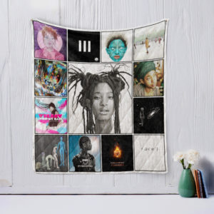 Willow Smith Quilt Blanket