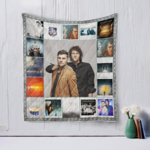 For KING & COUNTRY Quilt Blanket