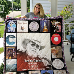 Charlie Daniels 1936-2020 Thank You For The Memories